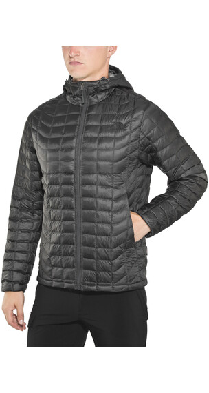 The North Face ThermoBall Jas Heren grijs